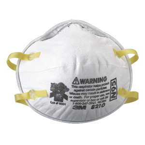 3M Respirator Product Image