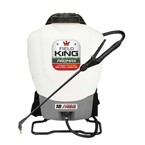 Field King Lithium-Ion Powered Backpack Sprayer Product Image