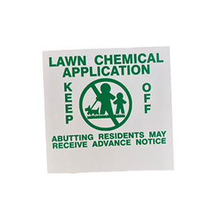 Lawn Application Markers Product Image