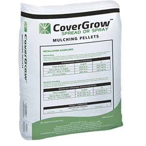Covergrow Spread or Spray Mulching Pellets Product Image