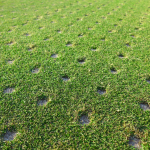 Golf-Aerification