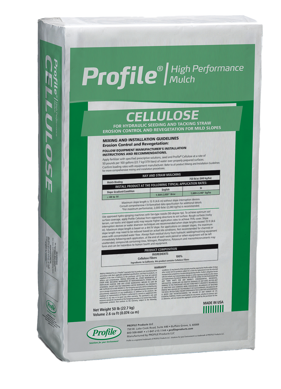 Profile Cellulose Mulch Product Image